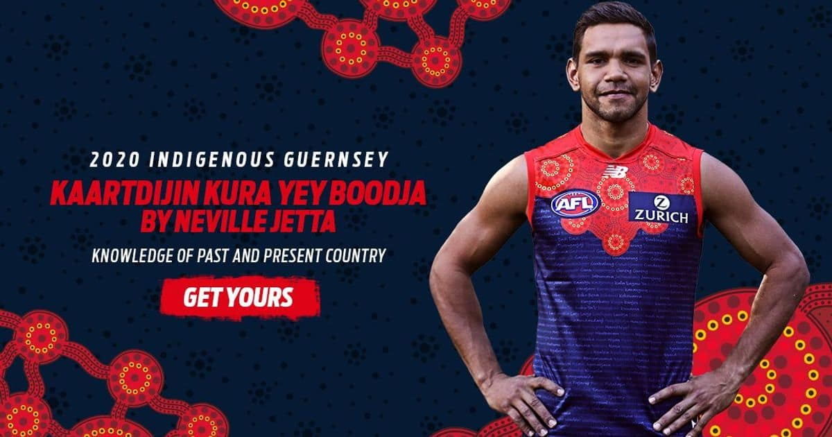 Jetta Proud To Design 2020 Indigenous Guernsey